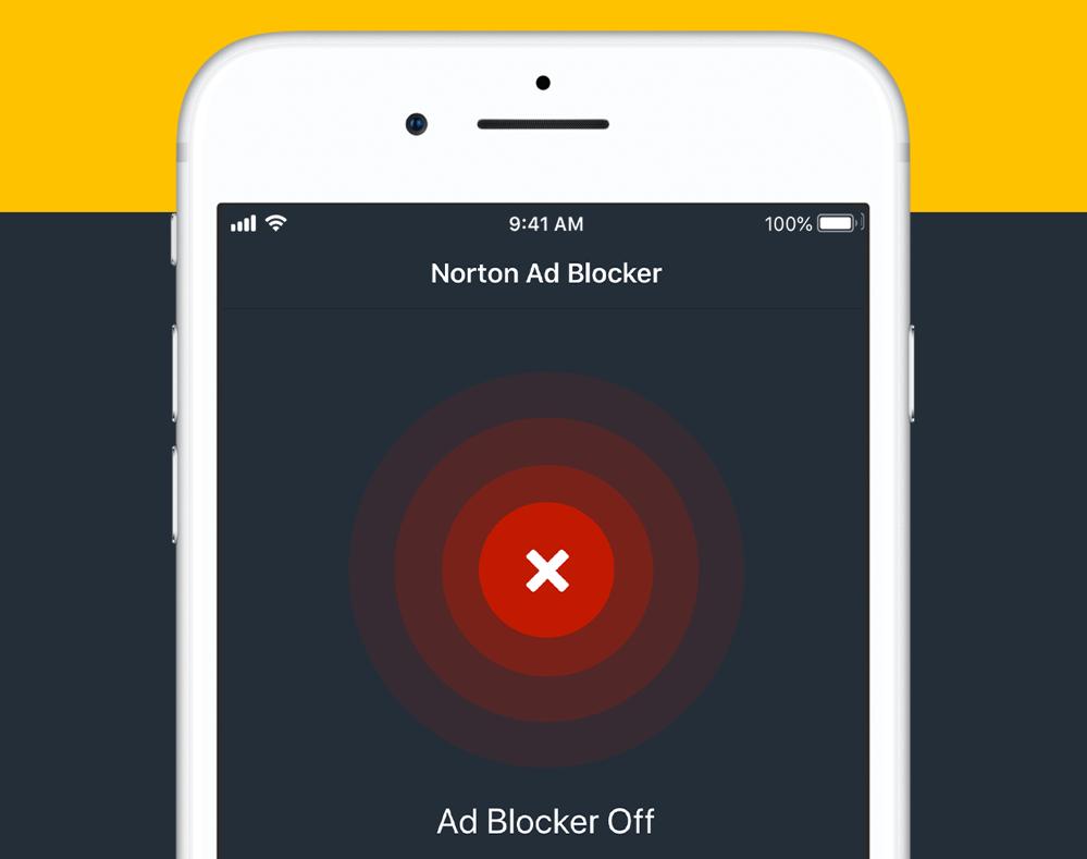 Norton Ad Blocker iPhone