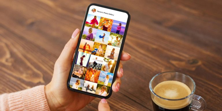 Compress photos on your iPhone